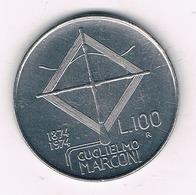 100 LIRE 1974 FAO ITALIE /5974/ - 1946-… : République