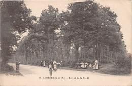 ACHERES - Entrée De La Forêt - Acheres