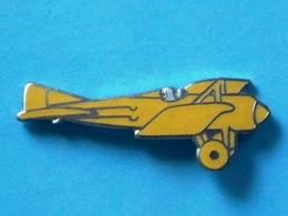 PIN'S AVION DEPERDUSSIN (Frais Et Port Compris) - Avions