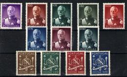 Portugal Nº 663/74. Año 1945 - Nuevos