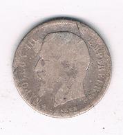 50 CENTIMES 1862 A FRANKRIJK /5978/ - France