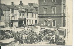 Réparation D'Autos -Grandvilliers-pendant La Grande Guerre - Matériel