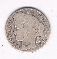 50 CENTIMES 1872 A FRANKRIJK /5980/ - France