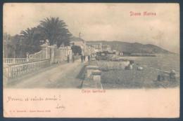 Liguria DIANO MARINA Corso Garibaldi - Other Cities
