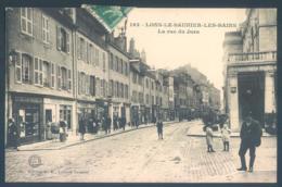 39 LONS Le SAUNIER La Rue Du Jura - Lons Le Saunier