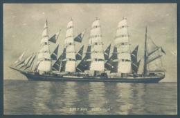 KOBENHAVN Training Ship Bateau école Boat Voilier - Veleros