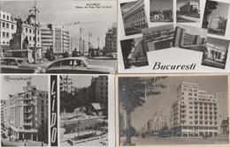 19 / 8 / 219. - LOT  DE  54  CPSM  DE  BUCURESTI. - ( Voir Quelques Sans ). - Romania