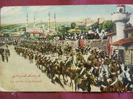 CPA - La Reprise D'Andrinople. (Edirne) De 1915 - Turquie