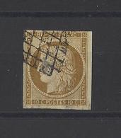 FRANCE.  YT   N° 1  Obl 1850  (voir Détail) - 1849-1850 Ceres