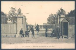 Lot De 7 Cartes 69 LYON Caserne Part Dieu Vitriolerie Fort Lamothe Le Kolossal - Autres