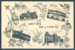 Lot De 13 Cartes 69 LYON 3e Et 7e - Lyon