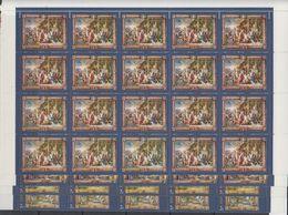 Malta 1977 400th. Anniversary Birth Of Rubens / Flemish Tapestries 4v 20x  ** Mnh (F7964) - Malta