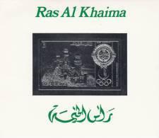 Ras Al Chaima Prueba En Plata - Ra's Al-Chaima