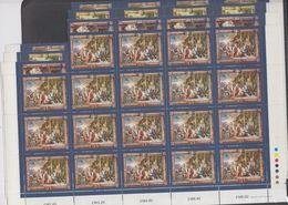 Malta 1977 400th. Anniversary Birth Of Rubens / Flemish Tapestries 4v 19x  ** Mnh (F7965) - Malta
