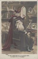 Spectacle - Opéra - Théâtre - Diable Devil - Faust Méphistophèles - Rouet Laine - Goethe Gounod - Série De 6 Cartes - Opera