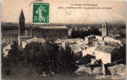 26 PIERRELATTE - Vue Générale Prise Du Rocher - France