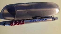 POCHETTE STYLO EURO GROUP - PIERRE CARDIN - Pens