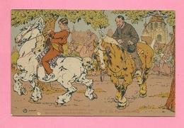 C.P. Mechelen =  Gedenkenis Der  Jubelfeesten Van  Hanswyck  De Paardenbeeweg - Malines
