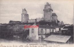 85 - Apremont Le Château (maisons), - France