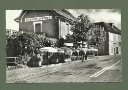 CARTE POSTALE 46 LOT FRAYSSINET LE GOURDONNAIS LA BONNE AUBERGE - France