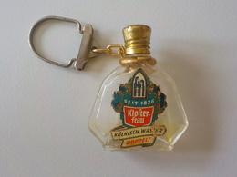 Miniature Porte Clé Kölnisch Wasser Klofter Frau Duppelt - Miniatures (sans Boite)
