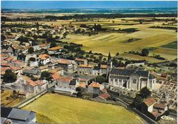 St Georges Les Baillargeaux Vue Aerienne - Saint Georges Les Baillargeaux