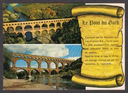83430/ PONT DU GARD, Aqueduc Romain - Francia