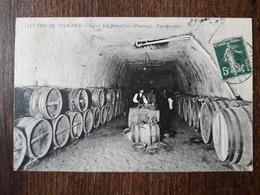 L23/166 VOUVRAY - Les Vins De Touraine - Les Bidaudières - Une Des Caves - Vouvray