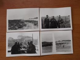 WW2 GUERRE 39 45 PORSPODER MELON SOLDATS ALLEMANDS COTES CHAMP REPAS  6ème Compagnie Du 471 ° Régiment - France