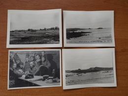 WW2 GUERRE 39 45 PORSPODER MELON SOLDATS ALLEMANDS COTES Jouant Aux Cartes   6ème Compagnie Du 471 ° Régiment - France
