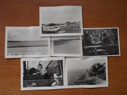 WW2 GUERRE 39 45 PORSPODER MELON SOLDATS ALLEMANDS COTES PORT MAZOU CUISTOT CARTES     6ème Compagnie Du 471 ° Régiment - France