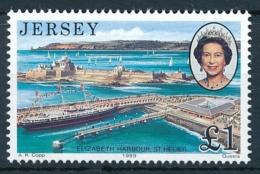 Jersey - Postfrisch/** - Schiffe, Seefahrt, Segelschiffe, Etc. / Ships, Seafaring, Sailing Ships - Ships