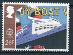 UK - Postfrisch/** - Schiffe, Seefahrt, Segelschiffe, Etc. / Ships, Seafaring, Sailing Ships - Ships