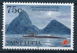 Saint Lucia - Postfrisch/** - Schiffe, Seefahrt, Segelschiffe, Etc. / Ships, Seafaring, Sailing Ships - Ships