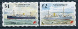 Liberia - Postfrisch/** - Schiffe, Seefahrt, Segelschiffe, Etc. / Ships, Seafaring, Sailing Ships - Ships
