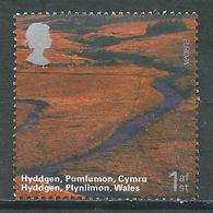 Grande-Bretagne YT N°2569 Europa 2004 Les Vacances Hyddgen Plymlimon Oblitéré ° - Europa-CEPT