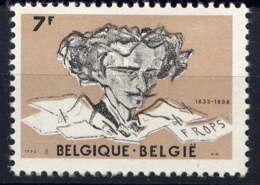 BELGIQUE - 1688**  - FELICIEN ROPS - Belgique