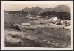 CPA - Espana / Spain -  Mallorca,  ALCUDIA, Mal-Pas Camino De La Victoria, Fotografica. - Mallorca
