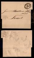 ANTICHI STATI ITALIANI - Lombardo Veneto - Territori Italiani D'Austria - Zeitungs Expedition Im Triest - 1.05 Kreuzer   - Stamps