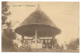 De Haan / Coq S/Mer - Le Champignon - Ed: Emile Dumont - Pas Circulé - 2 Scans - - De Haan
