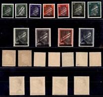 AUSTRIA - Repubblica - 1945 - Osterreich (668I-II/673+Va/Vd) - Serie Completa - 11 Valori - Gomma Integra (310+) - Unclassified
