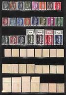 AUSTRIA - Repubblica - 1945 - Soprastampa Osterreich Di Graz (674/696) - Serie Completa - 23 Valori - Gomma Integra - Ce - Unclassified