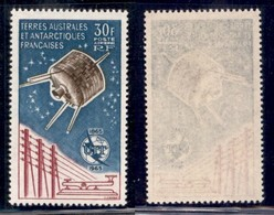 TERRE AUSTRALI E ANTARTICHE FRANCESI - 1965 - 30 Franchi UIT (32) - Gomma Integra (240) - Francobolli