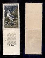 ANTARTIDE FRANCESE - 1968 - 20 Franchi Albatros (41) - Gomma Integra - Bordo Di Foglio (460) - Francobolli