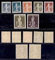 GERMANIA - Berlino - 1949 - 75 Anni UPU (35/41) - Serie Completa - Gomma Integra (750) - Francobolli