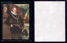 LIECHTENSTEIN - 2008 - Foglietto 5 Franchi 400 Anni Principato Liechtenstein (block 18B) - Gomma Integra (600) - Francobolli
