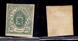 LUSSEMBURGO - 1859 - 32 1/2 Cent Stemma (10) - Nuovo Con Parte Di Gomma - Francobolli