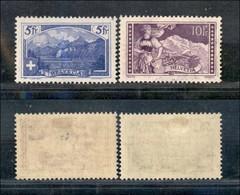 SVIZZERA - 1914 - Vedute (143/144) - 2 Valori - Gomma Originale (210) - Francobolli