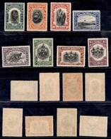 MALESIA - BORNEO DEL NORD - 1931 - 50 Anni Compagnia Nord Borneo (216/223) - Serie Completa - Gomma Originale (380) - Francobolli