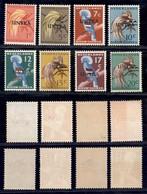 PAPUA-NUOVA GUINEA - 1963 - UNTEA (1/9 Type III) - Serie Completa - Gomma Integra (300) - Francobolli